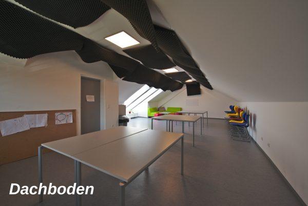 Dachboden Pfadfinderheim