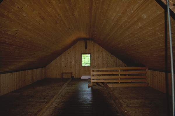 Dachboden des SoLaHes